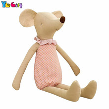 Plush-Toys Babt-Doll Birthday-Gifts Party Kids Children Cute Kawaii Lovely Mouse