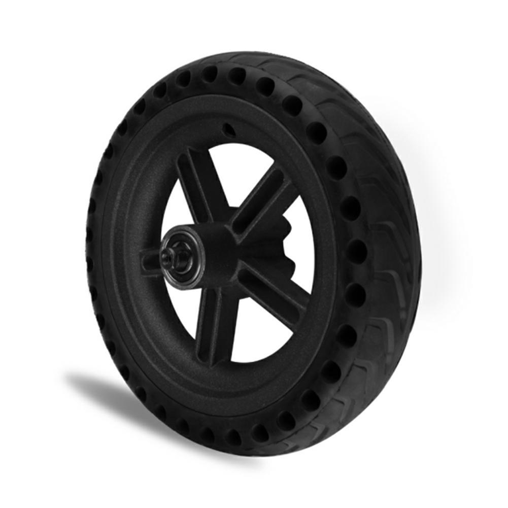 Pièces solides de Scooter de pneu pour le Scooter électrique de Xiaomi MIUI 8.5 pouces outils d'absorption de choc de remplacement d'apos de roue de Scooter