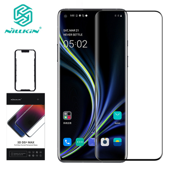 9H Tempered Glass For OnePlus 8 Full Covered Screen Protector Nillkin 3D DS+MAX Anti-Explosion Film For OnePlus 8 Pro