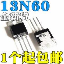 6 pces/lot100 % novo original de alta qualidade fqp13n60c fqp13n60 12.5a/600v to220