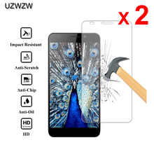 цена на 2pcs For Huawei Honor 6 Premium 2.5D 0.26mm Tempered Glass Screen Protector For Huawei Honor 6 Honor6 Protective Glass