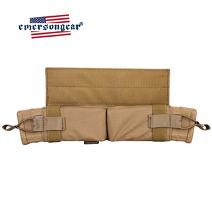 Image 5 - emersongear Mag Pouch Side Pull Magazine Pouch M4 Rifle Molle Tactical Mag Pouch Hook&Loop Hunting Airsoft Military Army Gear
