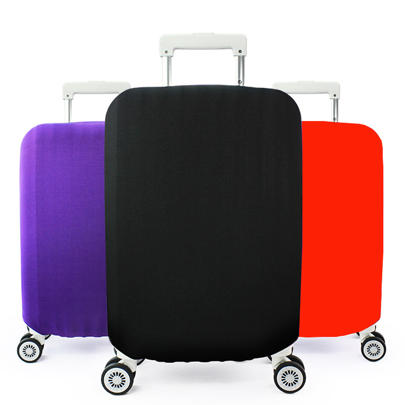"Hot Travel Luggage Cover Trolley Protective Case Suitcase Dust Cover For 18"" - 30""Luggage Baggage Bag Covers Travel Accessories"