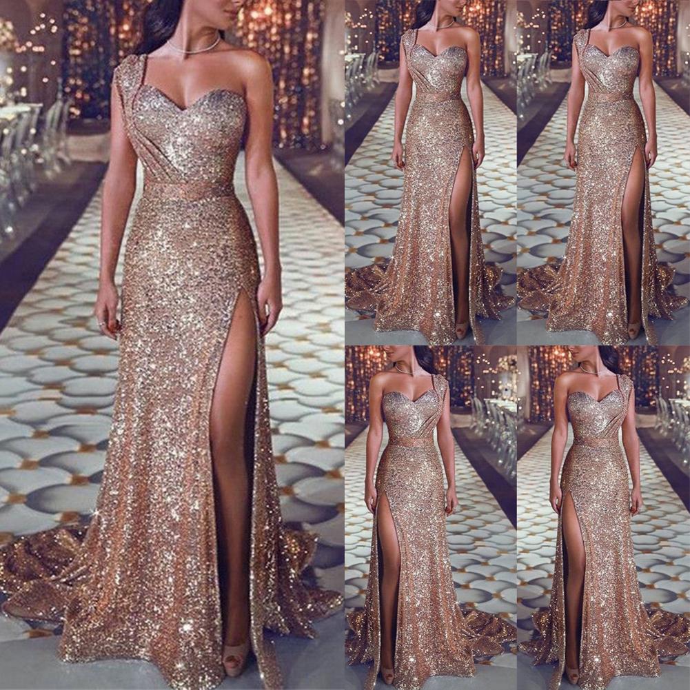 long bodycon evening dress