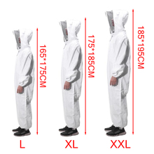 Coat Bee-Suit-Equipment Protective-Clothing Anti-Bee Cotton Full-Body Special Hat Veil