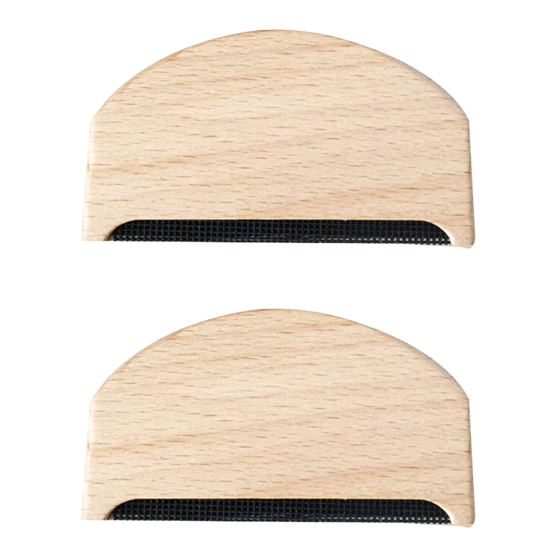 2Pcs Cashmere Sweater Clean Up Combing Ball Finishing Combing Hair Removal Device Cashmere Sweater Brush