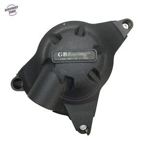 Image 4 - Motorfietsen Motorkap Protector Waterpomp Covers Case Voor Gb Racing Voor Yamaha YZF600 R6 2006 2016