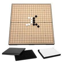 Jeu d'échecs magnétique pour adultes et enfants, jeu de voyage avec plateau de rangement
