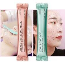 DIY SPA Mask Rose & Hyaluronic Acid & Kiwifruit & Cherry Soft Mask Powder Face Mask Anti Aging Anti Wrinkle Peel Off Facial Mask