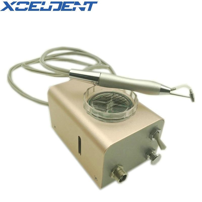 1 Set Dental Lab PRO Cleaning Air Water Prophy Polishing Sandblasting Machine Dentistry Equipment
