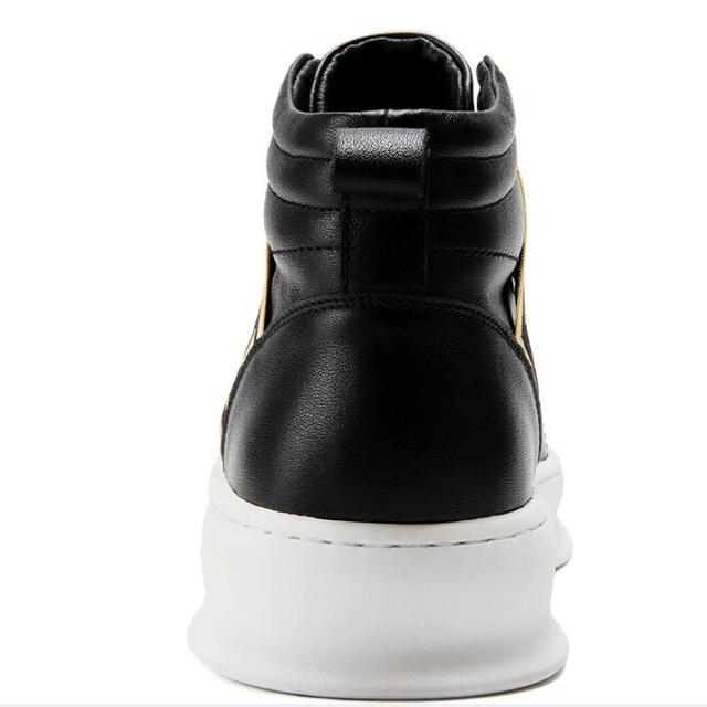 Zapatos informales de lujo para hombre, mocasines de marca de lujo de alta calidad, color negro, Accesorios de belleza, P26, novedad 4