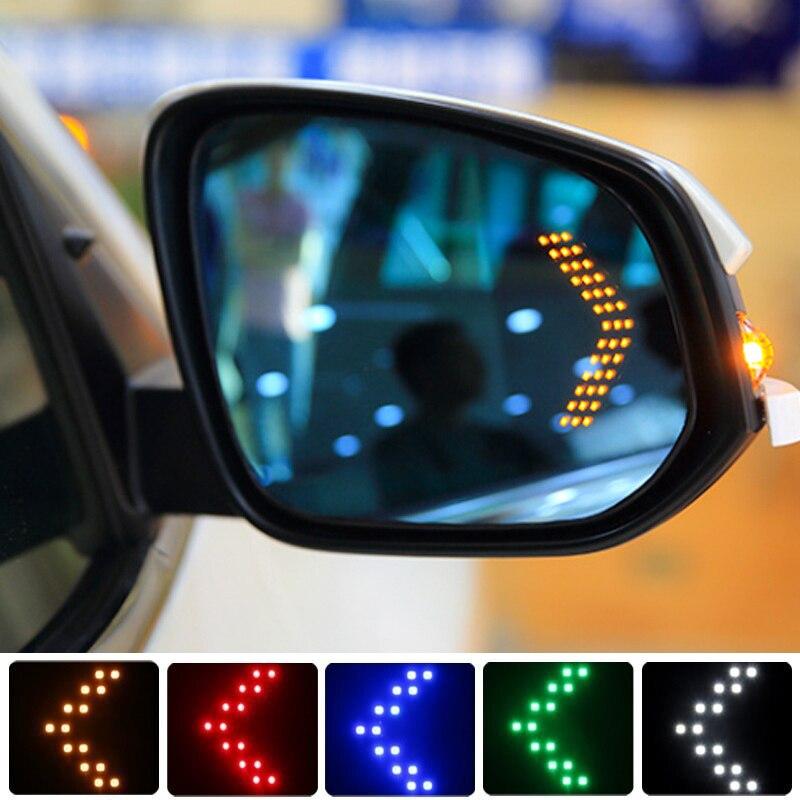 Автомобильный Стайлинг 14 SMD светодиодный светильник указателя поворота для Hyundai Solaris i30 Accent Creta Tucson Santa fe ix35 i20 Автомобильная зеркальная лампа заднего вида Сигнальная лампа      АлиЭкспресс