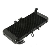 цена на CB400 SF Motorcycle For Honda CB 400SF 1992-1998 Old model Motorcycle Cooling Replacement Water Tank Radiator Cooler CB 400 SF