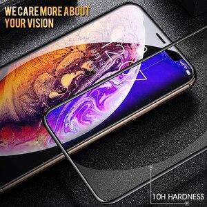 Image 5 - Szkło hartowane 30D dla iphone 11 8 7 6 Plus X XS MAX szkło iphone 11 Pro MAX szkło ochronne na iphone 11 pro
