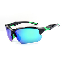 Sports Sunglasses for Men Windproof UV400 outdoor Running Dr