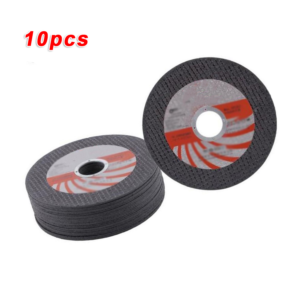10 Pcs Hole Cutting Disc Grinding Tool 4.5Inch For Iron Steel Alloy 115*1.2*22mm