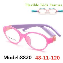 Съемные резиновые ножки, детские очки, очки, детские оправы, оптические очки для детей, без винта, безопасные TR, пищевые линзы для близорукости