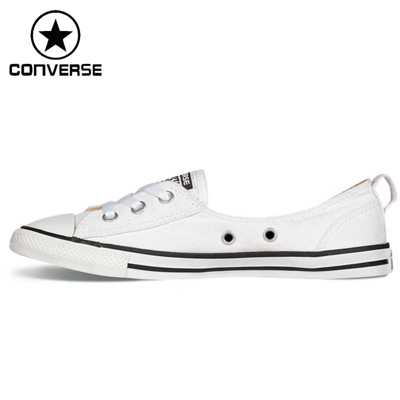 Original New Arrival Converse Chuck Taylor All Star Ballet Lace ...