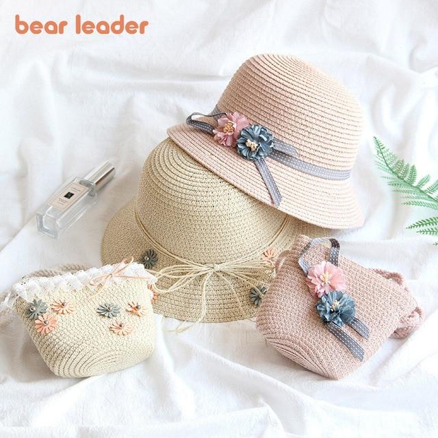 Kid's Breathable Summer Cap & Bag 1