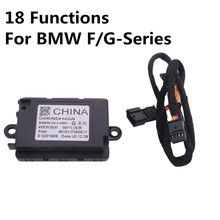 Car Comfortable Module For BMW F/G Series Chassis GSM Upgrade System Automatic Window Lift Gentleman Seat 18 Functions
