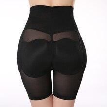 Slimming Body underwear butt lifter shaper women poliamida plus size Trainer Waist Tummy Control Panties