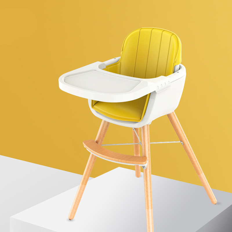 Baby Dining Chair Solid Wood Home Highchairs Dining Chair Chair Convenient Baby Dining Chair Table Bb Bench