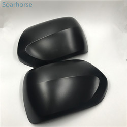 Soarhorse Car side mirror cover rear view mirror housings wing mirror cover fit For Subaru Forester 2008 2009 2010