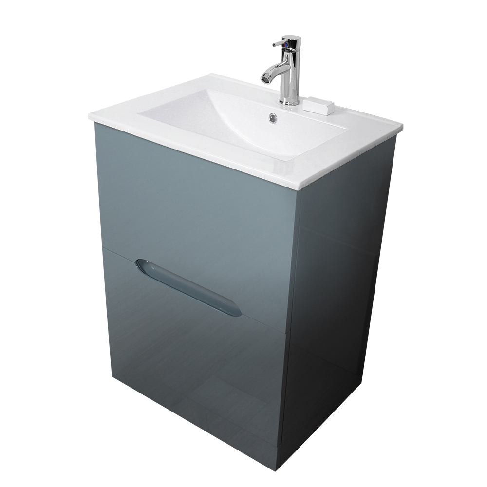 Panana Bathroom Basin Sink Vanity Unit Cabinet  Ceramics Washing Hand Base With Drawer Fast Delivery