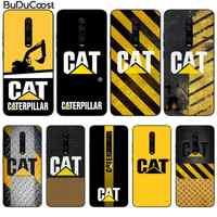 Funda con logo de Caterpillar funda de teléfono para Xiaomi Redmi Note 7 5 6 8 Pro 9 S Mi8 Mi10 A2 Lite 6X Mi9 SE 9t Pro 8 8A