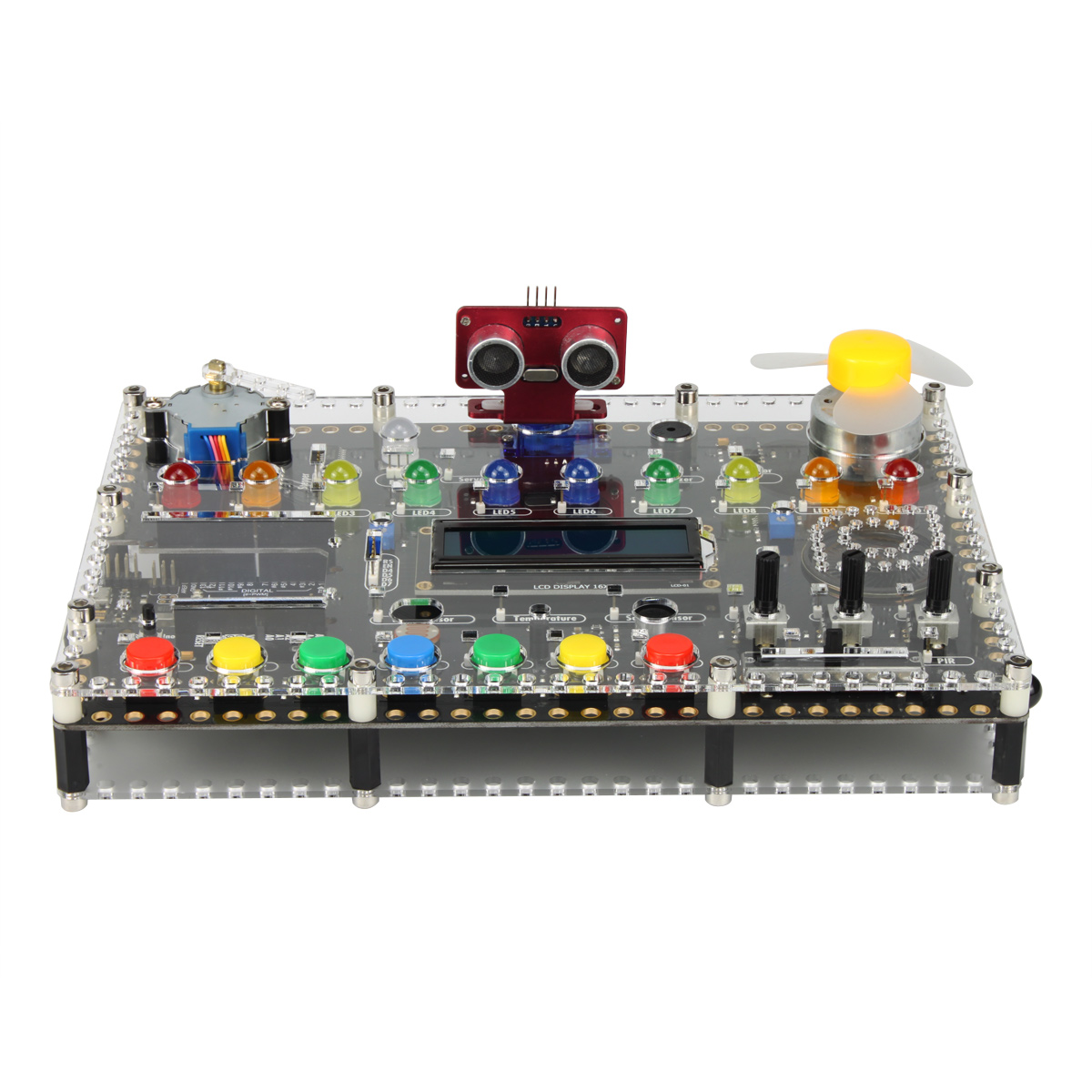 Osepp Stem Hub Alles In Een Geïntegreerde Ontwikkelomgeving-Arduino Start Kit Voor Programmering Elektronische Beginer 4