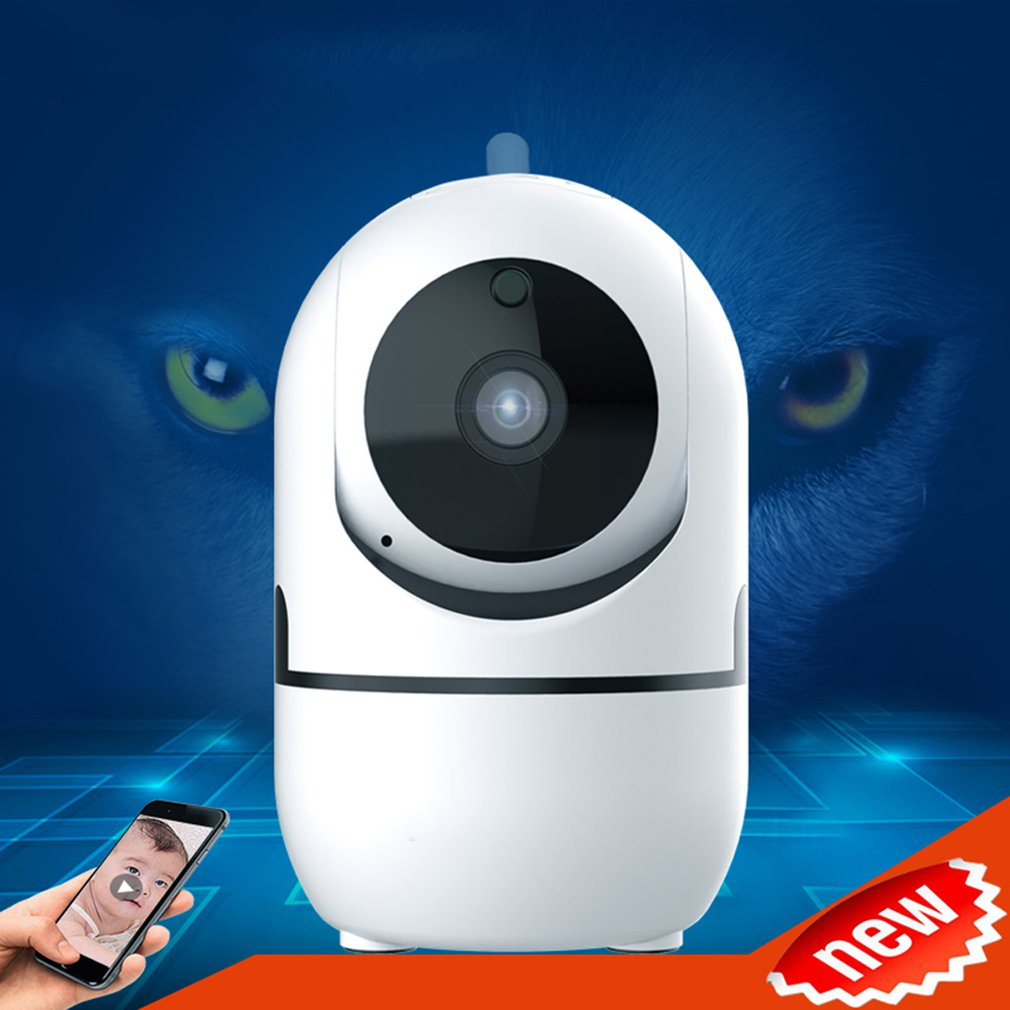 1080P Cloud IP Kamera Home Security Surveillance Kamera Auto Tracking Netzwerk WiFi Kamera Drahtlose Erkennung CCTV Kamera YCC365