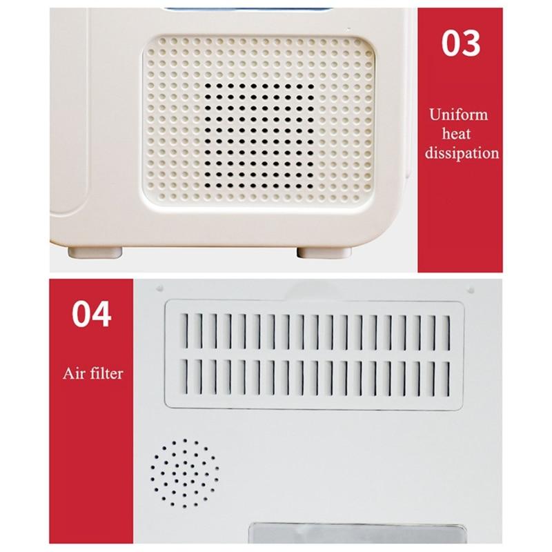 Concentrateur d'oxygène Portable O2 générateurs purificateur d'air ventilateur sommeil MINI Machine à oxygène pour la maison - 3