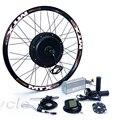 Набор e для велосипеда Кассетный Тип 8s или 9s для заднего двигателя 65 км/ч 48 в 1500 Вт комплект для переоборудования электрического велосипеда д...