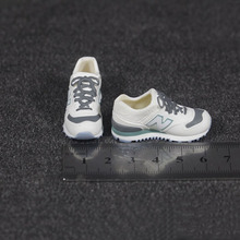 1/6 women's sports shoes multi-color optional hollow shoes Body model accessorie