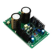 Super Parallel Class A Regulated Power Supply (including main filter Capacitor)Finished Board assembled ls9d tube power supply finished board bile before the class universal power supply board