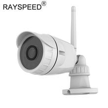 цена на RAYSPEED Wireless Wifi Ip Camera 1080P Waterproof Outdoor Security Camera ONVIF Kamera Wifi Home Camera Night Vision H.264