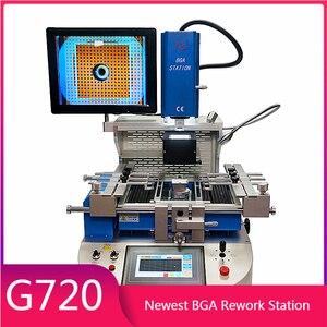 Image 1 - بغا G720 إعادة العمل آلة محطة شبه التلقائي محاذاة نظام rebيعادل محطة لحام لأجهزة الكمبيوتر المحمولة وحدات التحكم بالألعاب إصلاح المحمول