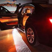 Ailes d'ange pour voiture, 2 pièces, lampe d'ambiance, bienvenue, lumière pour voiture, SUV, pour moto Led, 12/24V, blanc, rouge, bleu, cristal, LED