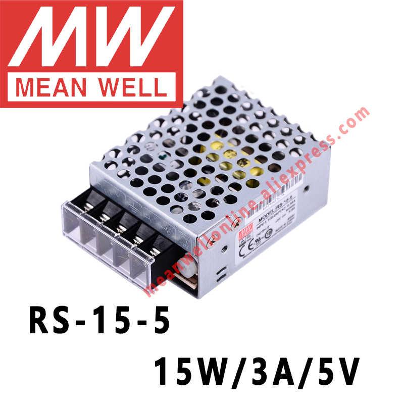 Rs 15 5 Ac Dc 15w 3a 5v Single Output
