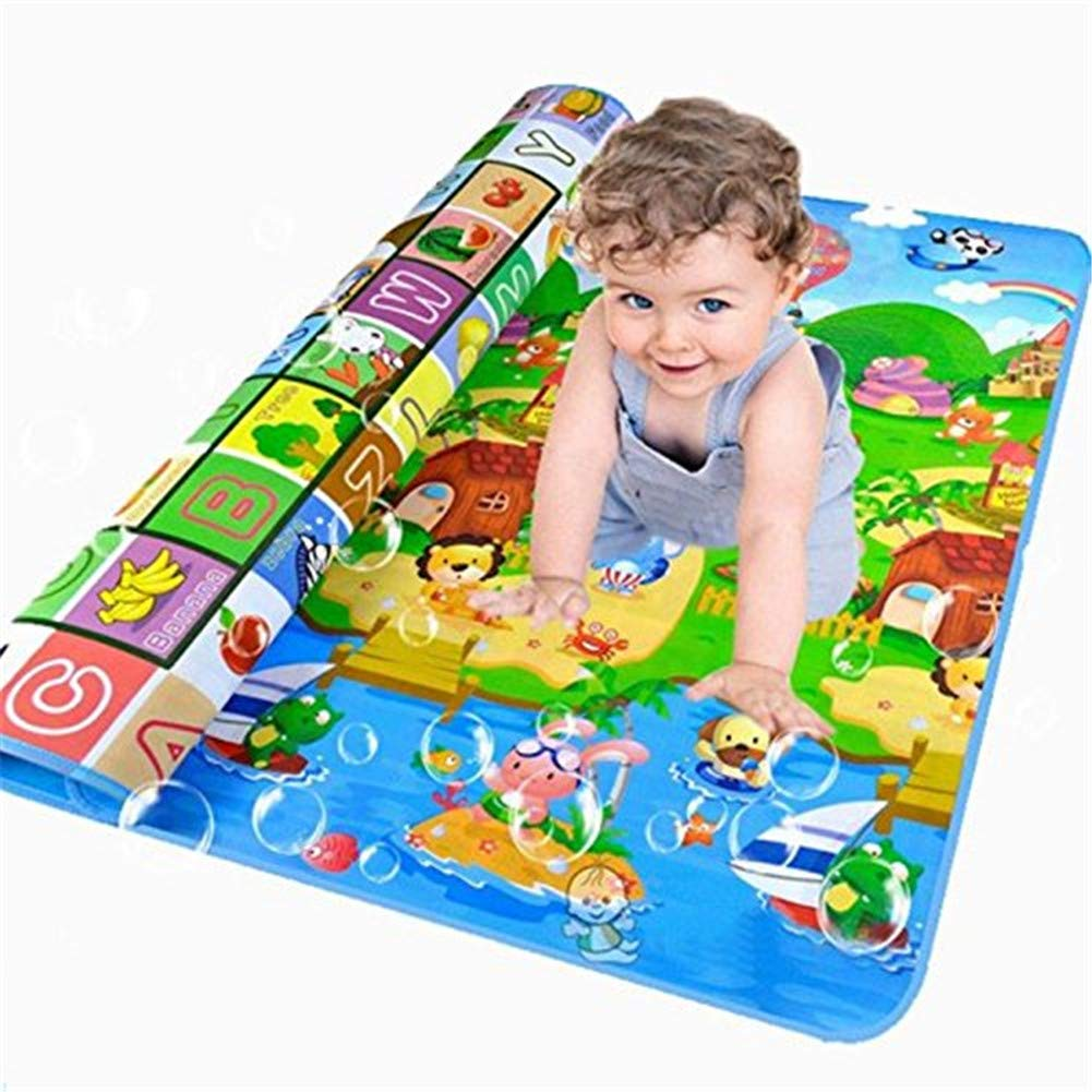 Hot Baby Kid Toddler Crawl Lovely Play Game Picnic Carpet Animal Letter Alphabet Farm Mat puzzle Hot Baby Kid Toddler Crawl Lovely Play Game Picnic Carpet Animal Letter Alphabet Farm Mat puzzle mat Cartoon Animal mat for baby