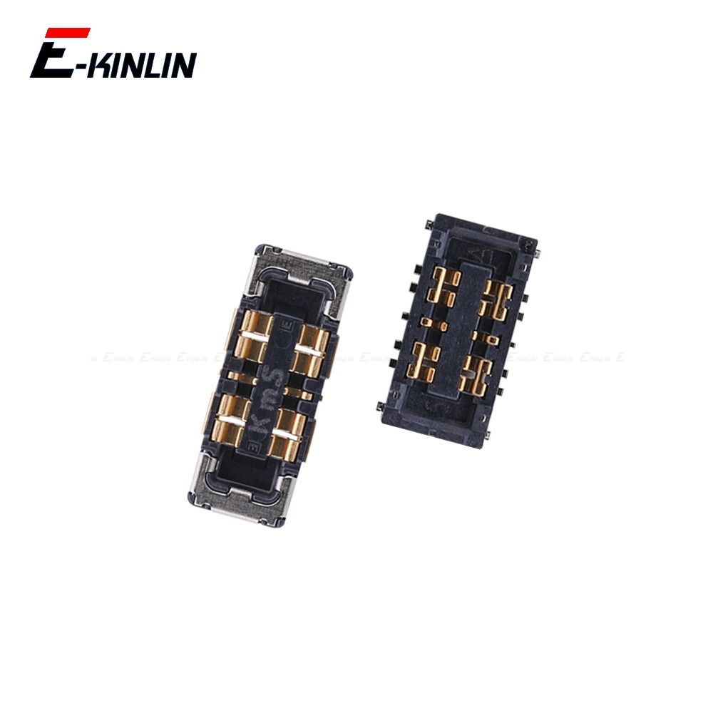 5pcs <font><b>Battery</b></font> Socket Inner FPC Connector Panel Clip For XiaoMi <font><b>Mi</b></font> 4C 4i <font><b>Mix</b></font> <font><b>2S</b></font> Max Note 2 Redmi 3 Pro 3S 3X 4A Note 3 On Board image