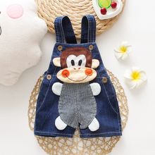 Shorts Baby Clothing Overalls Toddler Summer Infant Boy IENENS Jumpsuits Dungarees Rempers
