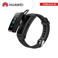HUAWEI TalkBand B5 Talk Band B5 Bluetooth Smart Bracelet Sports Wristbands 1.13'' Touch AMOLED Screen Phone Call Earphone Band
