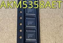 1 pçs/lote 5358AET AK5358AET-E2 AKM5358AET TSSOP16