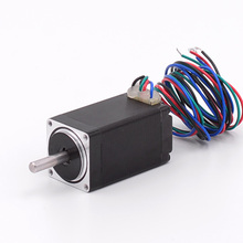 Free Shipping! 4-lead NEMA 8 Stepper Motor with 2.6N.cm 3.6oz-in Length 40mm 1.8 degree CE ROHS CNC Step Motor 3pcs 1 8 degree nema 34 stepper motor 86hs78 4208 with 8 wires 4 2a 3 15v 4 6n m cnc mill cut engraver 3d printer