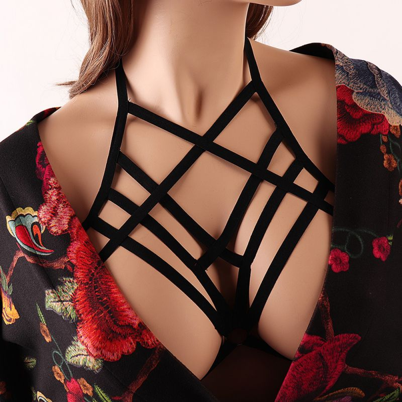 Bondage Sexy Bra Women Breast Harness For Women Erotic Body Binding Sex Toy Brasier Mujer Biustonosz -