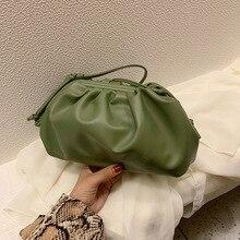 Female Clutch Crossbody Bag For Women 2019 Quality PU Leathe