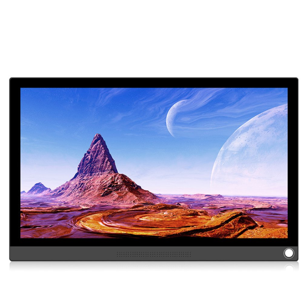 2019 HEIßE VERKÄUFE P15A/P15T 15,6 zoll Monitor HDMI 1080P Typ-C LED Display Monitor PC für PS4/XBOX/Schalter/PC/Android Neue ankunft