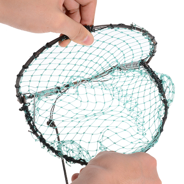 Birds Catching Hunting Tools Sparrow Pigeon Starling Birds Net Mesh Trap Foldable Humane Live Trapping Capture Nets 20cm 6