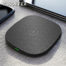 Wireless phone charger 15w fast wireless charging pad compatible iPhone Xr huawei P30 pro Xiaomi  mi MIX 3 9 Samsung s10 plus